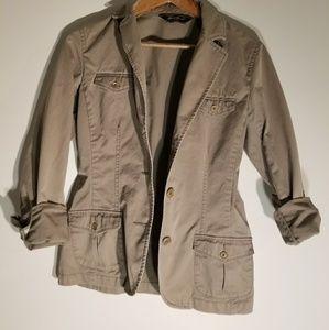 Eddie Bauer women's utility jacket size 4